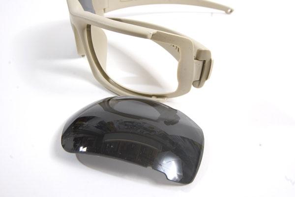 5677f85e006 ESS CDI MAX Desert Tan Sunglasses